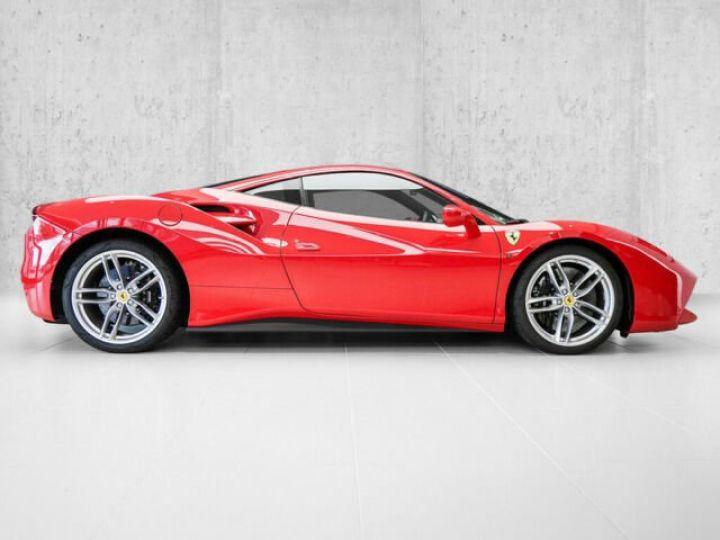 Ferrari 488 GTB Rosso Corsa - 4