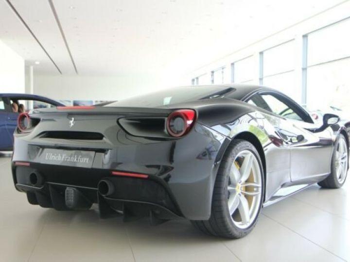 Ferrari 488 GTB Nero Daytona - 6