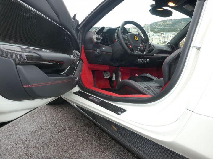 Ferrari 488 GTB 3.9 DCT Bianco Avus Vendu - 18