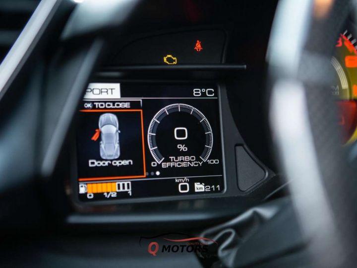 Ferrari 488 GTB 488 GTB V8 3.9 T 670ch Pack Carbon JBL Camera Garantie 12 Mois Clés en Main Gris Foncé - 4