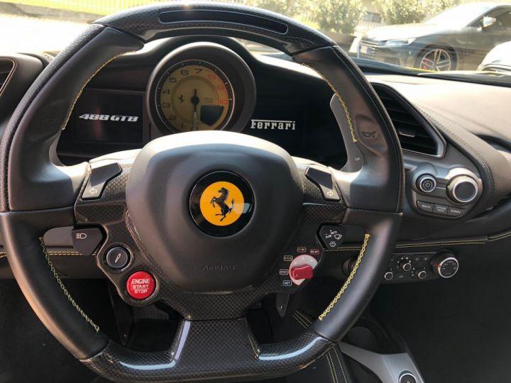 Ferrari 488 GTB COUPE V8 F1 670 CV - MONACO Giallo Modena - 5