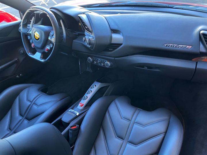 Ferrari 488 GTB COUPE V8 F1 670 CV - MONACO Rosso Scuderia - 20
