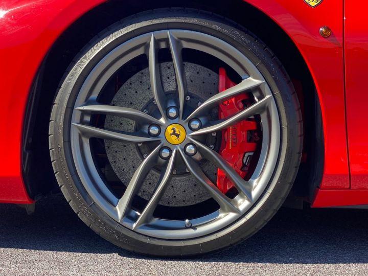 Ferrari 488 GTB COUPE V8 F1 670 CV - MONACO Rosso Scuderia - 21