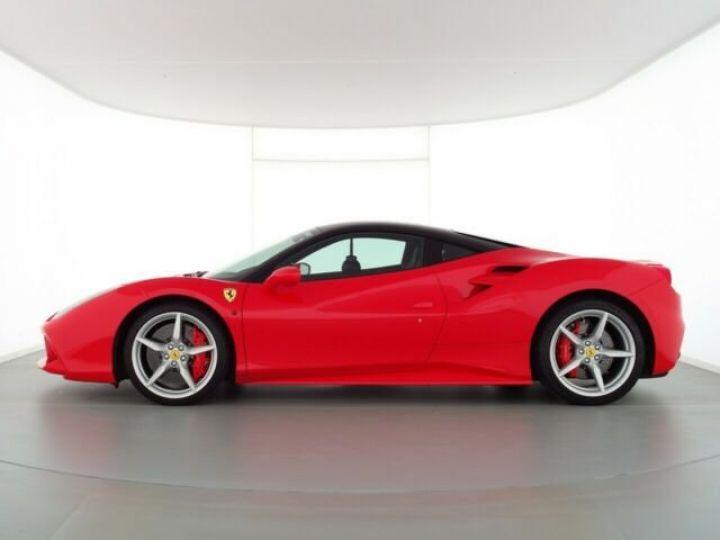 Ferrari 488 GTB V8 3.9 bi-turbo Rosso Scuderia - 3