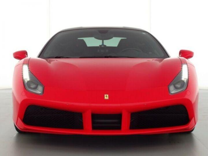 Ferrari 488 GTB V8 3.9 bi-turbo Rosso Scuderia - 4
