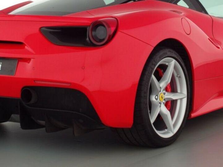 Ferrari 488 GTB V8 3.9 bi-turbo Rosso Scuderia - 7