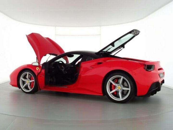 Ferrari 488 GTB V8 3.9 bi-turbo Rosso Scuderia - 10