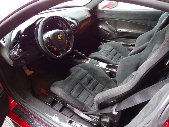Ferrari 488 PISTA 3.9 DCT 720 CV - MONACO Rosso Fuoco - 8