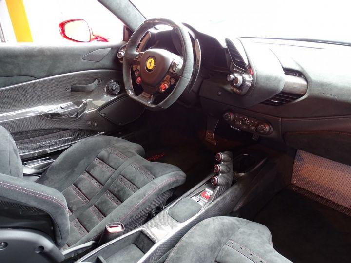 Ferrari 488 PISTA 3.9 DCT 720 CV - MONACO Rosso Fuoco - 10