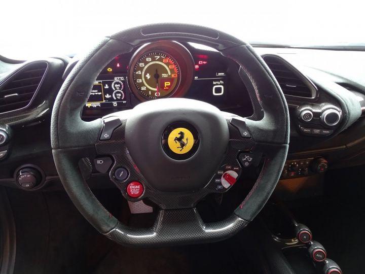 Ferrari 488 PISTA 3.9 DCT 720 CV - MONACO Rosso Fuoco - 11
