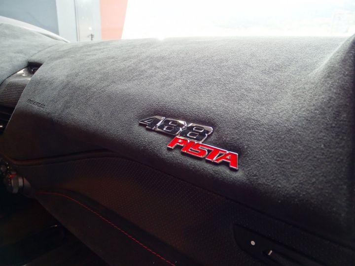 Ferrari 488 PISTA 3.9 DCT 720 CV - MONACO Rosso Fuoco - 14