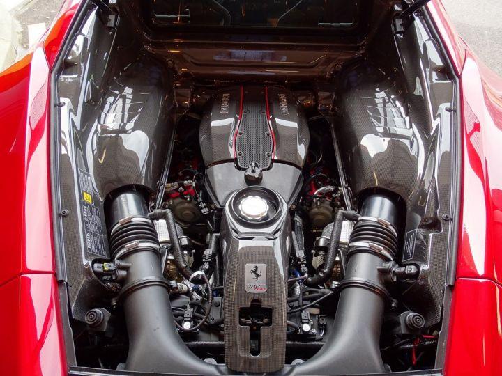 Ferrari 488 PISTA 3.9 DCT 720 CV - MONACO Rosso Fuoco - 15