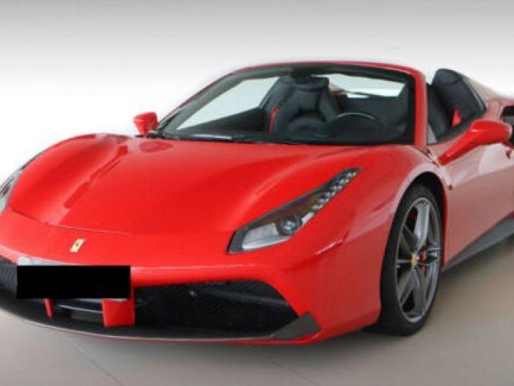 Ferrari 488 Spider Rosso Corsa - 1