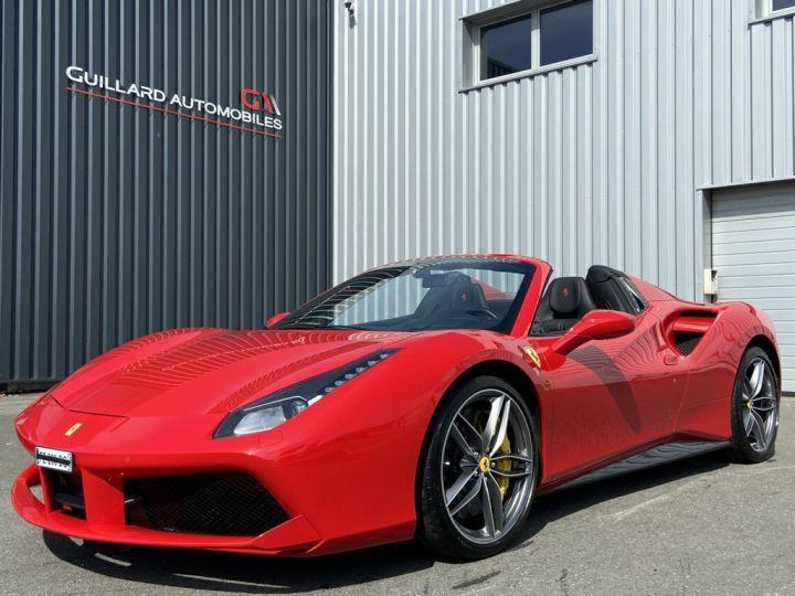 Ferrari 488 Spider 4.0 V8 670ch Rouge - 1