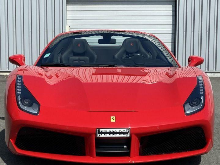 Ferrari 488 Spider 4.0 V8 670ch Rouge - 2