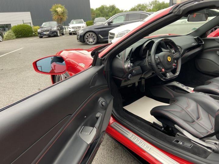 Ferrari 488 Spider 4.0 V8 670ch Rouge - 9