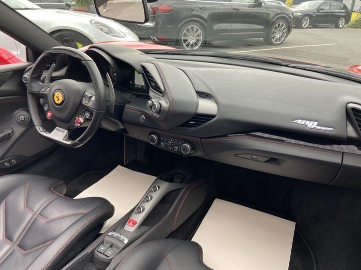 Ferrari 488 Spider 4.0 V8 670ch Rouge - 13