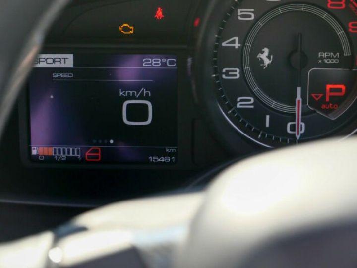Ferrari 488 Spider Carbone#Lift#Sièges Racing#HiFi Grigio Silverstone métal - 16