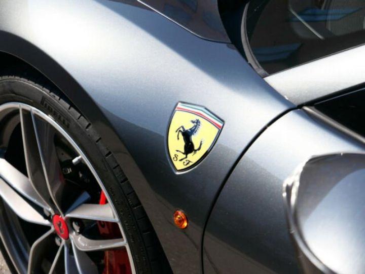 Ferrari 488 Spider Carbone#Lift#Sièges Racing#HiFi Grigio Silverstone métal - 21