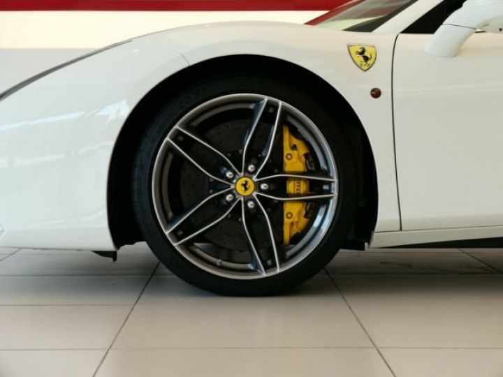 Ferrari 488 Spider Carbone#Lift#Sièges Racing#HiFi Bianco Avus - 5