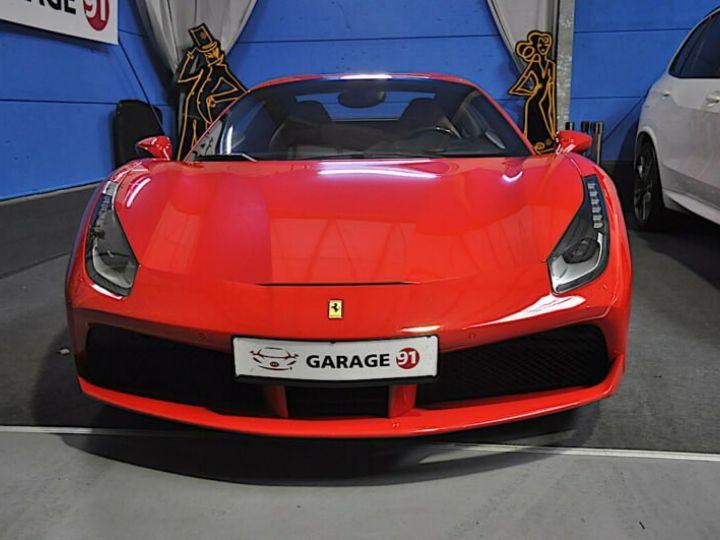 Ferrari 488 Spider Ferrari 488 Spider 670 CV PACK CARBONE/ GARANTIE 12 MOIS  Rouge - 7