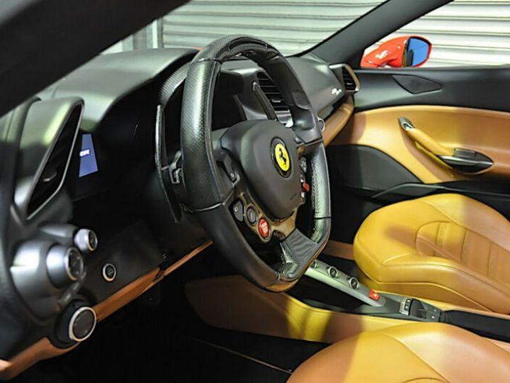 Ferrari 488 Spider Ferrari 488 Spider 670 CV PACK CARBONE/ GARANTIE 12 MOIS  Rouge - 10