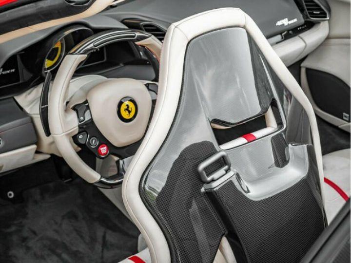 Ferrari 488 Spider PACK CARBONE#SUBLISSIME#Sièges Racing Rosso Corsa - 2