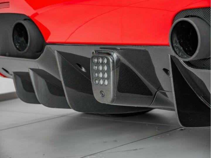 Ferrari 488 Spider PACK CARBONE#SUBLISSIME#Sièges Racing Rosso Corsa - 6