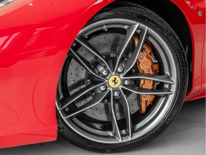 Ferrari 488 Spider PACK CARBONE#SUBLISSIME#Sièges Racing Rosso Corsa - 7