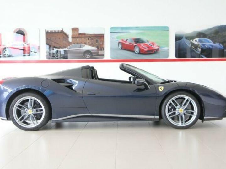 Ferrari 488 Spider Tailor Made Personnalisation#Modèle unique Blu Hellen - 3