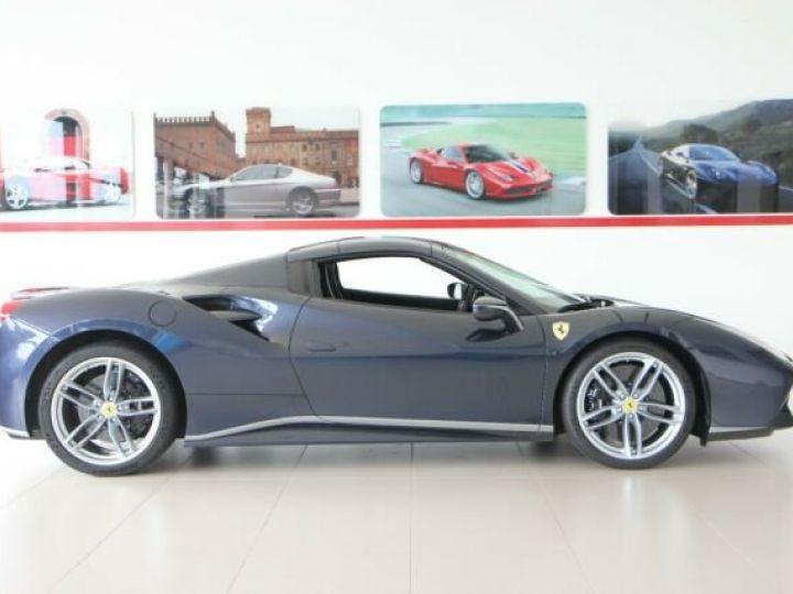Ferrari 488 Spider Tailor Made Personnalisation#Modèle unique Blu Hellen - 4