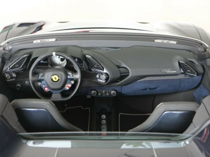 Ferrari 488 Spider Tailor Made Personnalisation#Modèle unique Blu Hellen - 10