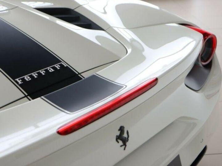 Ferrari 488 Spider V8 3.9 bi-turbo#Pack carbone Bianco Avus - 5