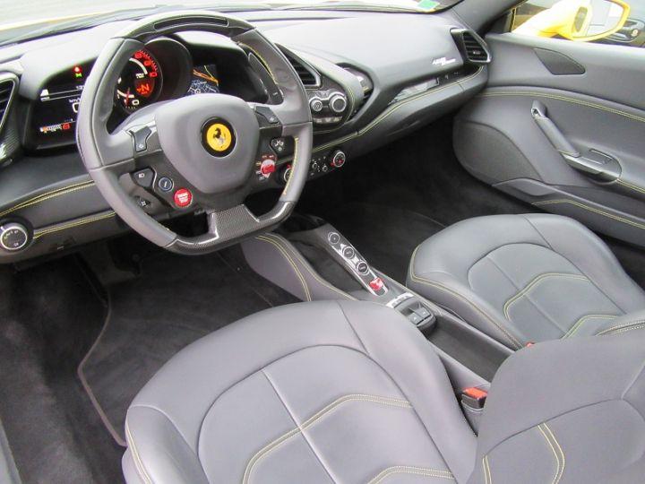 Ferrari 488 Spider V8 3.9 T 670CH Jaune Modena Occasion - 2