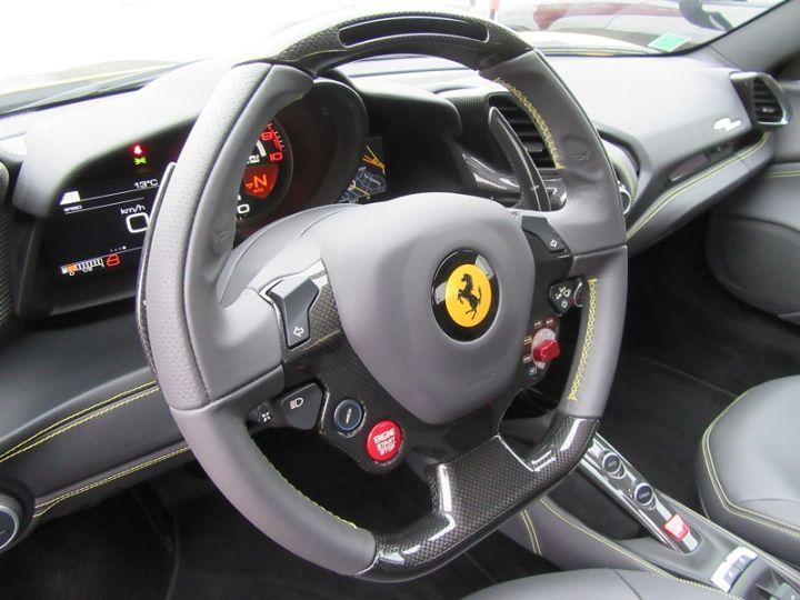 Ferrari 488 Spider V8 3.9 T 670CH Jaune Modena Occasion - 18