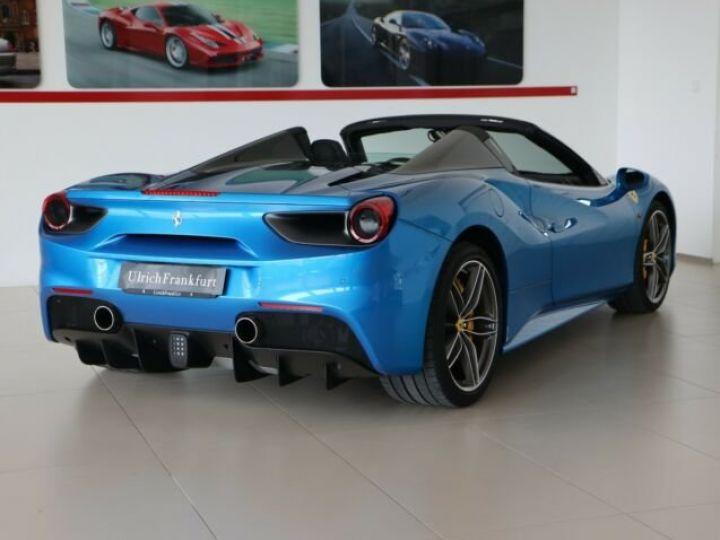 Ferrari 488 Spider V8 3.9 T 670ch#Blue Corsa Blu Corsa - 2
