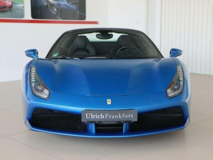 Ferrari 488 Spider V8 3.9 T 670ch#Blue Corsa Blu Corsa - 3