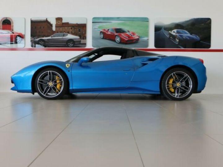 Ferrari 488 Spider V8 3.9 T 670ch#Blue Corsa Blu Corsa - 5