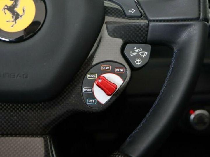 Ferrari 488 Spider V8 3.9 T 670ch#Blue Corsa Blu Corsa - 13