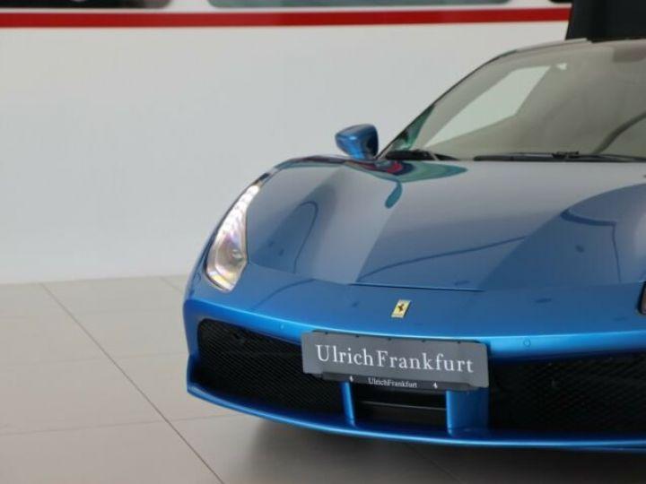 Ferrari 488 Spider V8 3.9 T 670ch#Blue Corsa Blu Corsa - 17