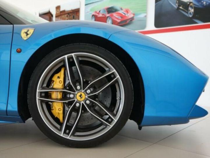 Ferrari 488 Spider V8 3.9 T 670ch#Blue Corsa Blu Corsa - 21