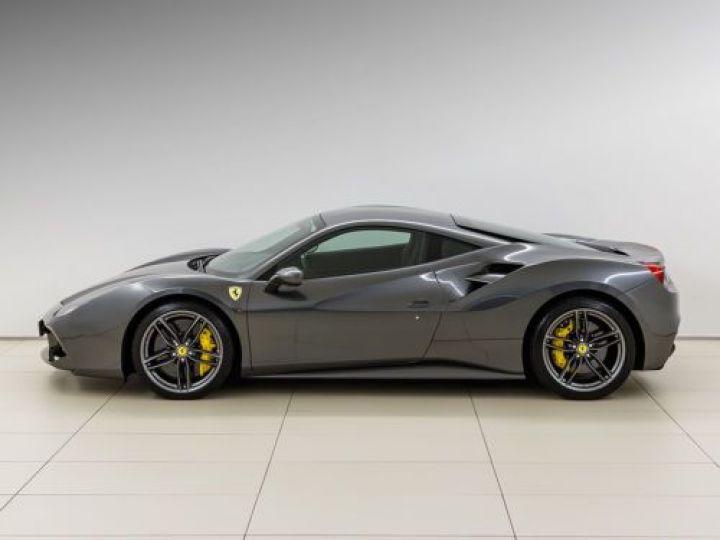 Ferrari 488 V8 3.9 T 670CH GRIS Occasion - 2