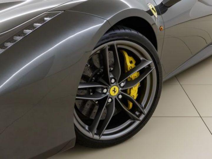 Ferrari 488 V8 3.9 T 670CH GRIS Occasion - 8