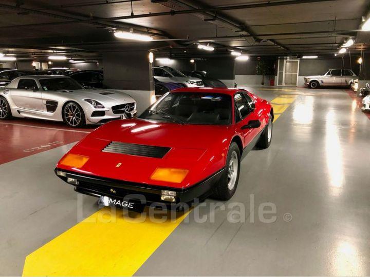 Ferrari 512 BB 5.0 Rouge Verni Occasion - 1
