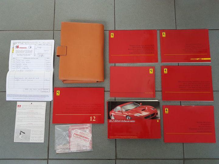Ferrari 575 575M MARANELLO F1 GRIS - 21
