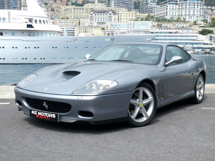 Ferrari 575 M MARANELLO F1 Grigio Titanio Occasion - 3