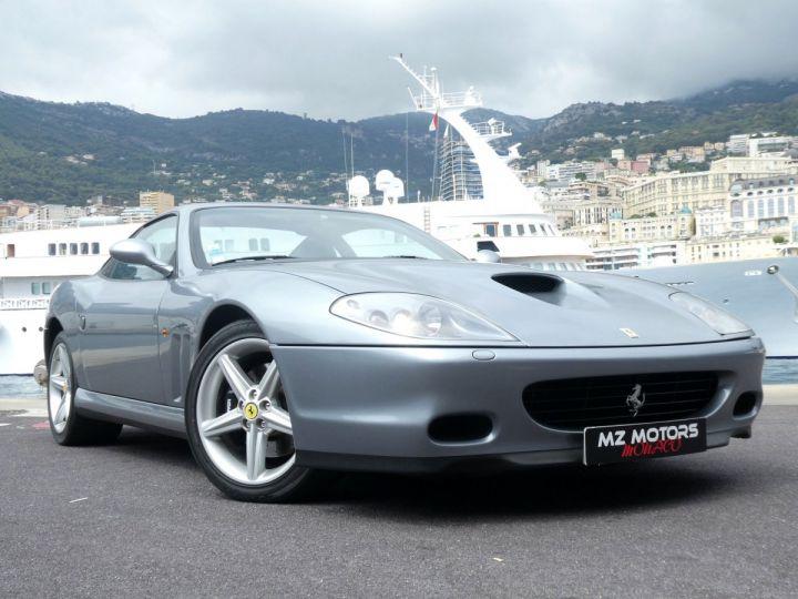 Ferrari 575 M MARANELLO F1 Grigio Titanio Occasion - 5