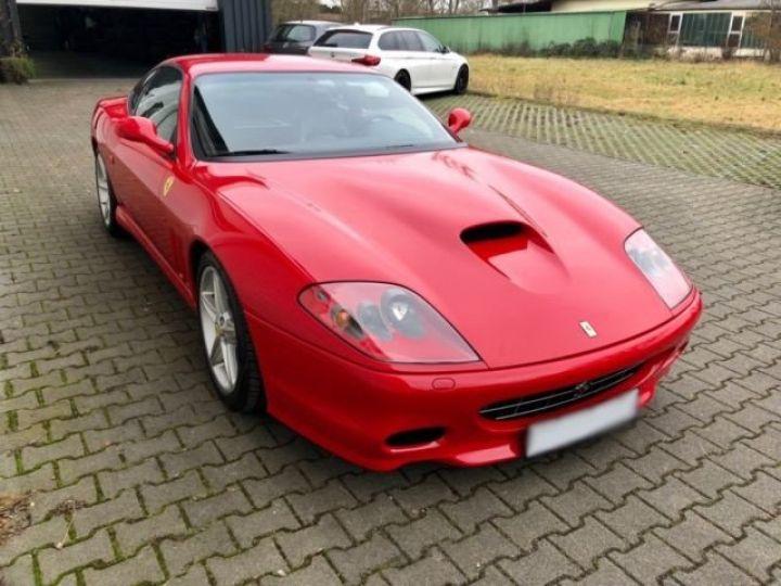 Ferrari 575 M Maranello F1 rouge - 2