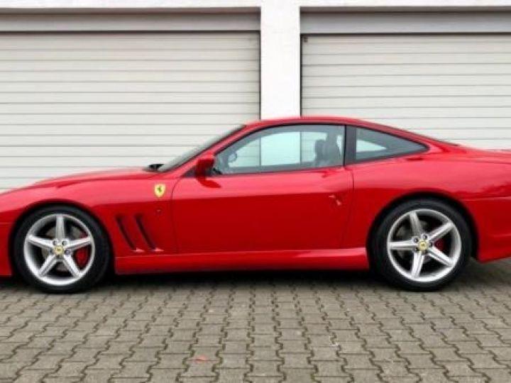 Ferrari 575 M Maranello F1 rouge - 3