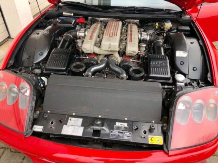 Ferrari 575 M Maranello F1 rouge - 9